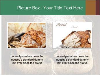 Homemade Rye Bread PowerPoint Templates - Slide 18