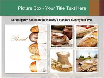 Homemade Rye Bread PowerPoint Template - Slide 19