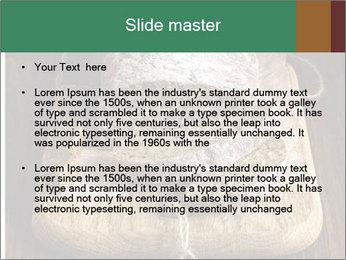 Homemade Rye Bread PowerPoint Templates - Slide 2