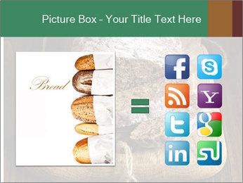 Homemade Rye Bread PowerPoint Template - Slide 21