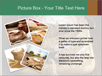 Homemade Rye Bread PowerPoint Template - Slide 23