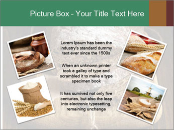 Homemade Rye Bread PowerPoint Template - Slide 24