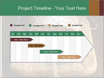 Homemade Rye Bread PowerPoint Templates - Slide 25