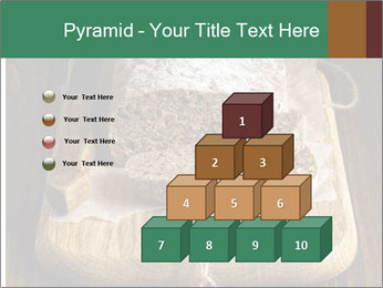 Homemade Rye Bread PowerPoint Template - Slide 31