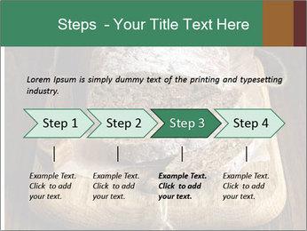 Homemade Rye Bread PowerPoint Templates - Slide 4