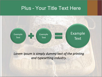 Homemade Rye Bread PowerPoint Template - Slide 75