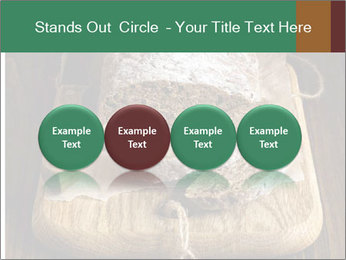 Homemade Rye Bread PowerPoint Template - Slide 76