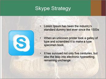 Homemade Rye Bread PowerPoint Templates - Slide 8