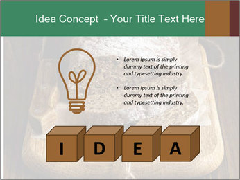 Homemade Rye Bread PowerPoint Template - Slide 80