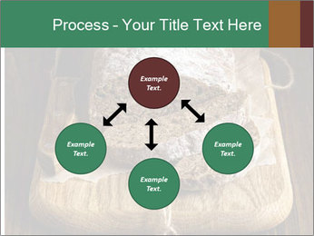 Homemade Rye Bread PowerPoint Template - Slide 91