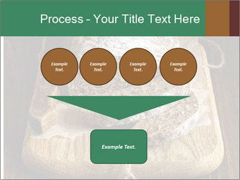 Homemade Rye Bread PowerPoint Template - Slide 93