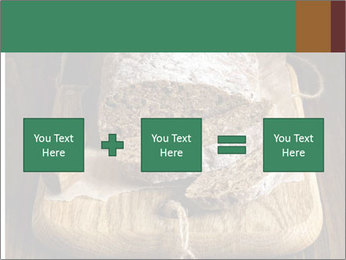 Homemade Rye Bread PowerPoint Template - Slide 95