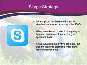 Stretching In Park PowerPoint Templates - Slide 8