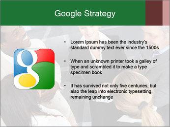 Staff Talk PowerPoint Template - Slide 10
