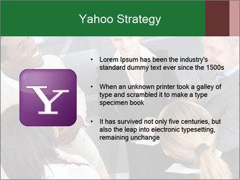 Staff Talk PowerPoint Template - Slide 11