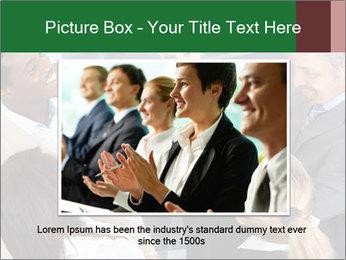 Staff Talk PowerPoint Template - Slide 15