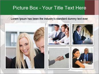Staff Talk PowerPoint Template - Slide 19
