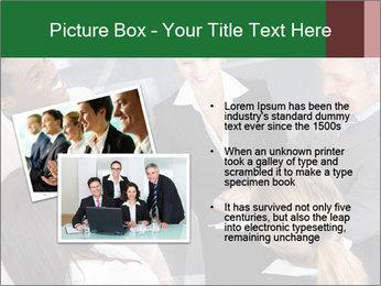 Staff Talk PowerPoint Template - Slide 20