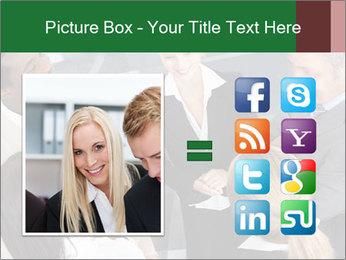 Staff Talk PowerPoint Template - Slide 21