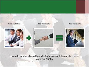 Staff Talk PowerPoint Template - Slide 22
