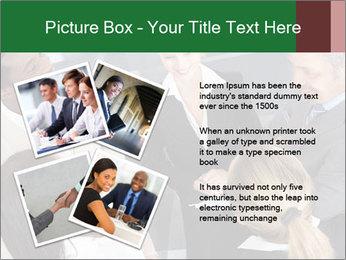 Staff Talk PowerPoint Template - Slide 23