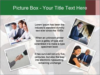 Staff Talk PowerPoint Template - Slide 24