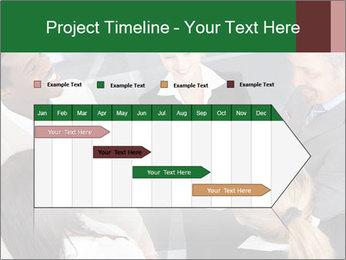 Staff Talk PowerPoint Template - Slide 25