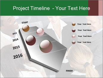 Staff Talk PowerPoint Template - Slide 26