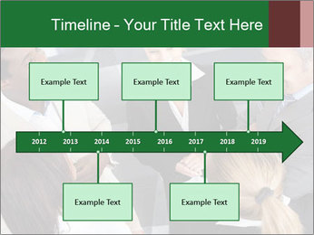 Staff Talk PowerPoint Template - Slide 28