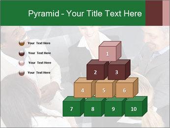Staff Talk PowerPoint Template - Slide 31