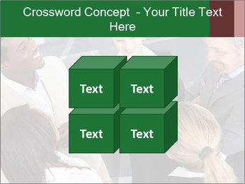 Staff Talk PowerPoint Template - Slide 39