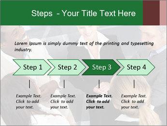 Staff Talk PowerPoint Template - Slide 4