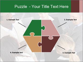 Staff Talk PowerPoint Template - Slide 40
