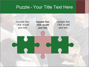 Staff Talk PowerPoint Template - Slide 42