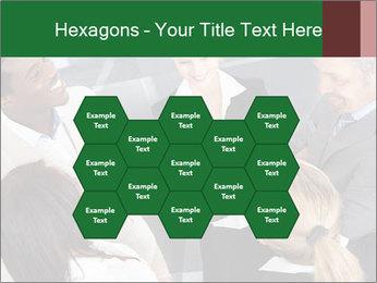Staff Talk PowerPoint Template - Slide 44