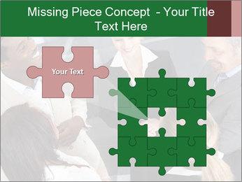 Staff Talk PowerPoint Template - Slide 45