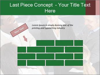 Staff Talk PowerPoint Template - Slide 46