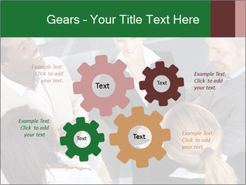 Staff Talk PowerPoint Template - Slide 47