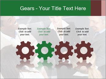 Staff Talk PowerPoint Template - Slide 48