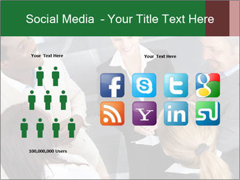 Staff Talk PowerPoint Template - Slide 5