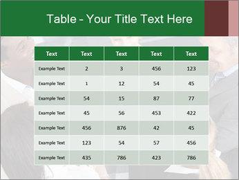 Staff Talk PowerPoint Template - Slide 55