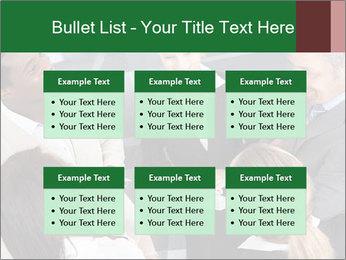 Staff Talk PowerPoint Template - Slide 56