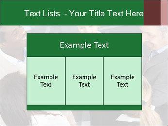 Staff Talk PowerPoint Template - Slide 59