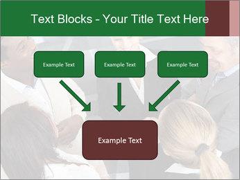 Staff Talk PowerPoint Template - Slide 70