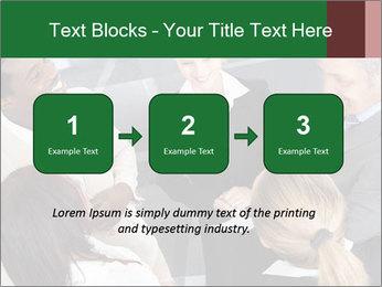 Staff Talk PowerPoint Template - Slide 71