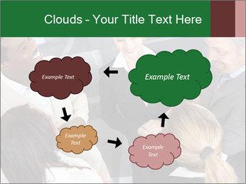 Staff Talk PowerPoint Template - Slide 72