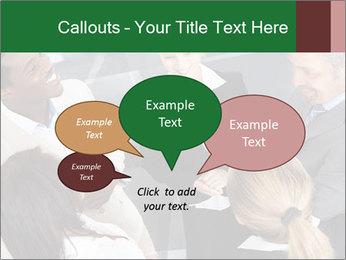 Staff Talk PowerPoint Template - Slide 73