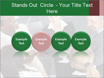 Staff Talk PowerPoint Template - Slide 76