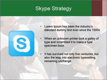 Staff Talk PowerPoint Template - Slide 8