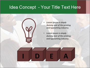 Staff Talk PowerPoint Template - Slide 80